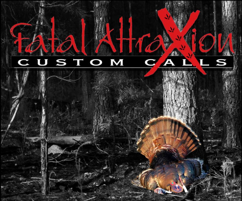 Stony Brock's Fatal Attraxion Custom Turkey Calls